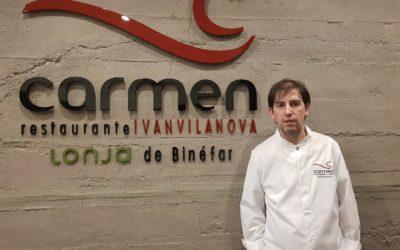 Restaurante Carmen. Lonja de Binéfar
