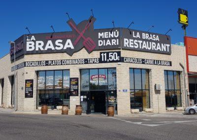 La Brasa- 1